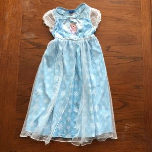 Disney Frozen Elsa Nightgown